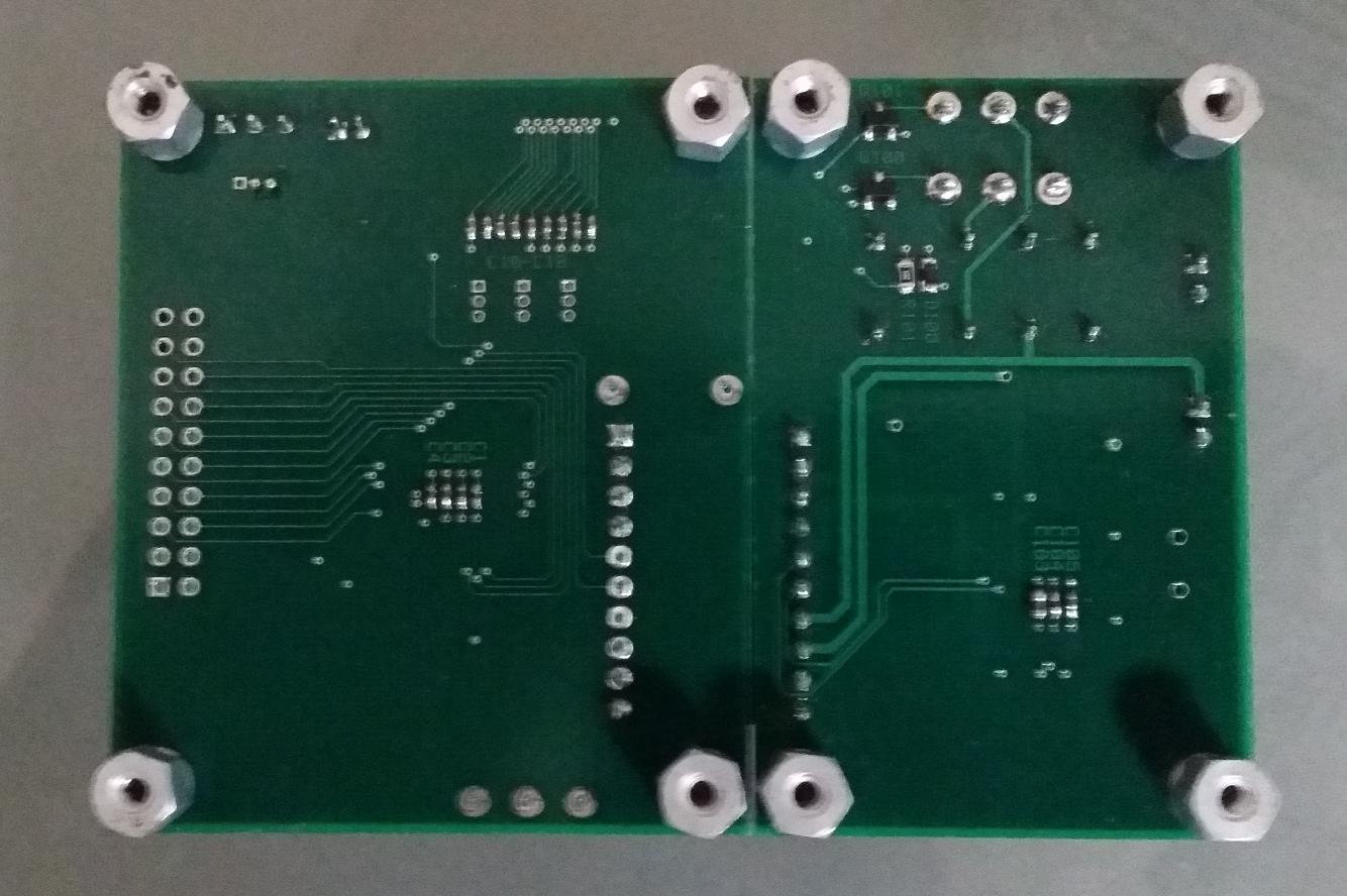 LCD PCB Bottom