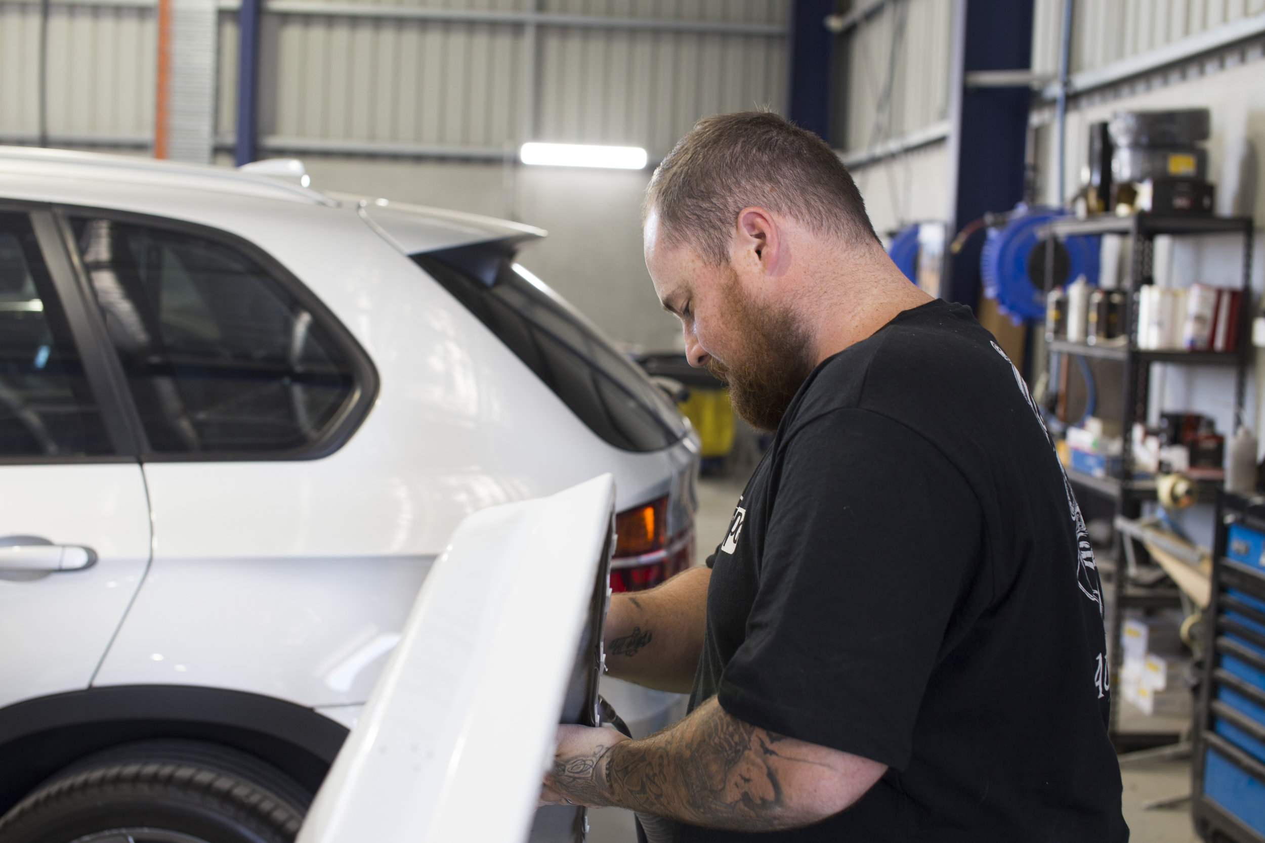 Our Guarantee - We can guarantee that you, the customer, will always be our first priority. Your experience and safety is important to us, so we have a strict quality control checklist that is adhered to by all staff. It thoroughly checks the work we do – parts, structure, mechanics, paint, assembly and cleanliness. Every vehicle that comes through our doors gets a free wash at the end.We also have a feedback process where we survey each customer to better understand their experience. It takes less than a minute and it allows us to assess the quality of our customer service. We want to hear what you liked and where we need to improve. We are constantly working to provide the best service we can. All feedback is good feedback!