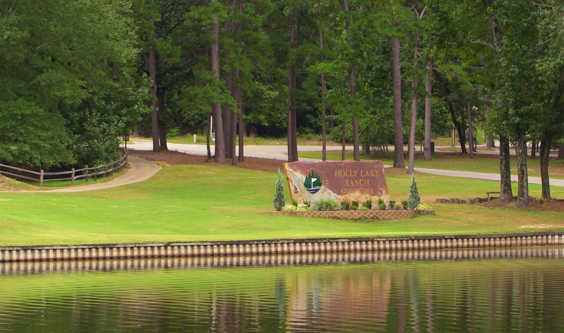 18-Hole Championship Golf Course On 168 Wooded Acres