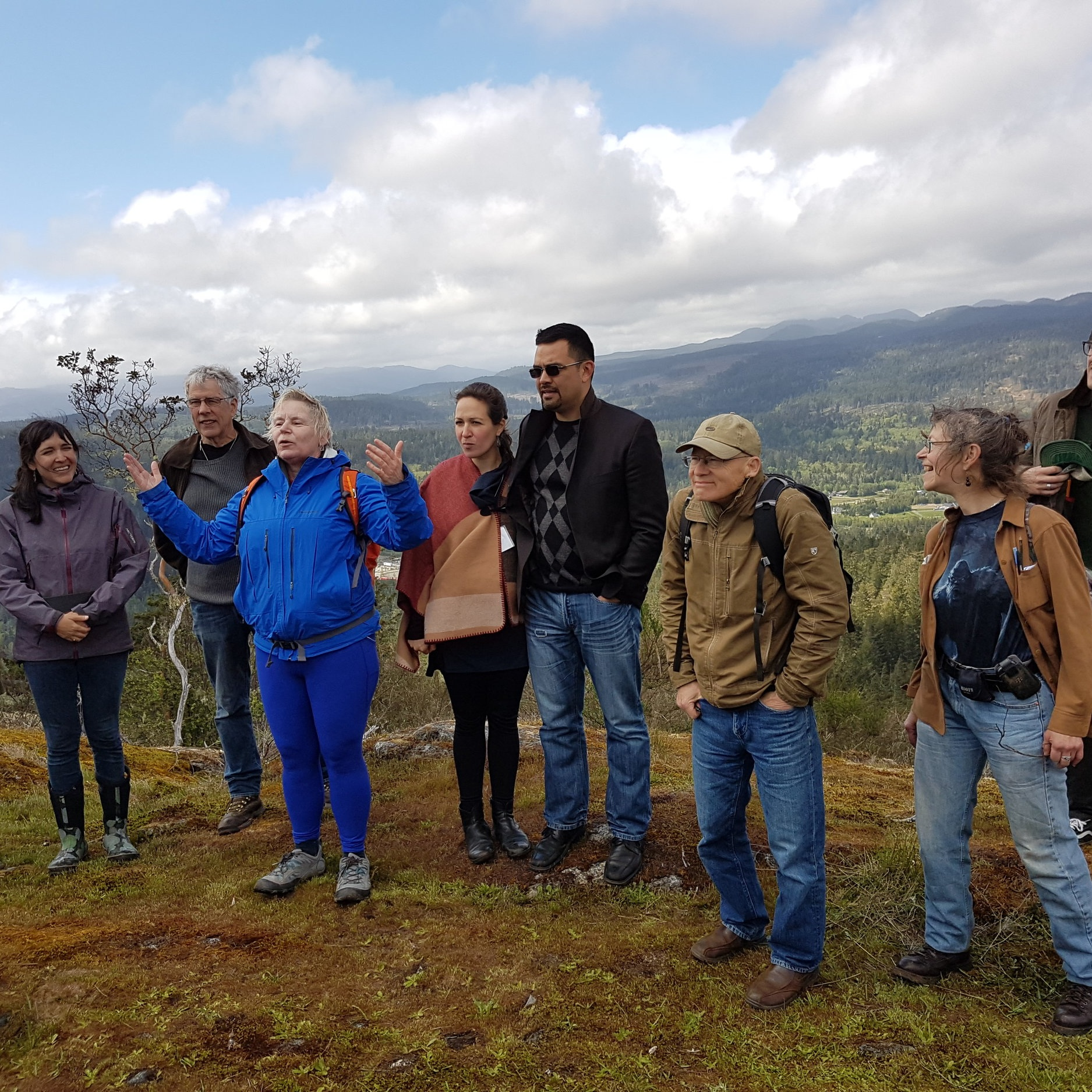 Tribal Parks Excursion - (Victoria or Tofino, 4-7 days)