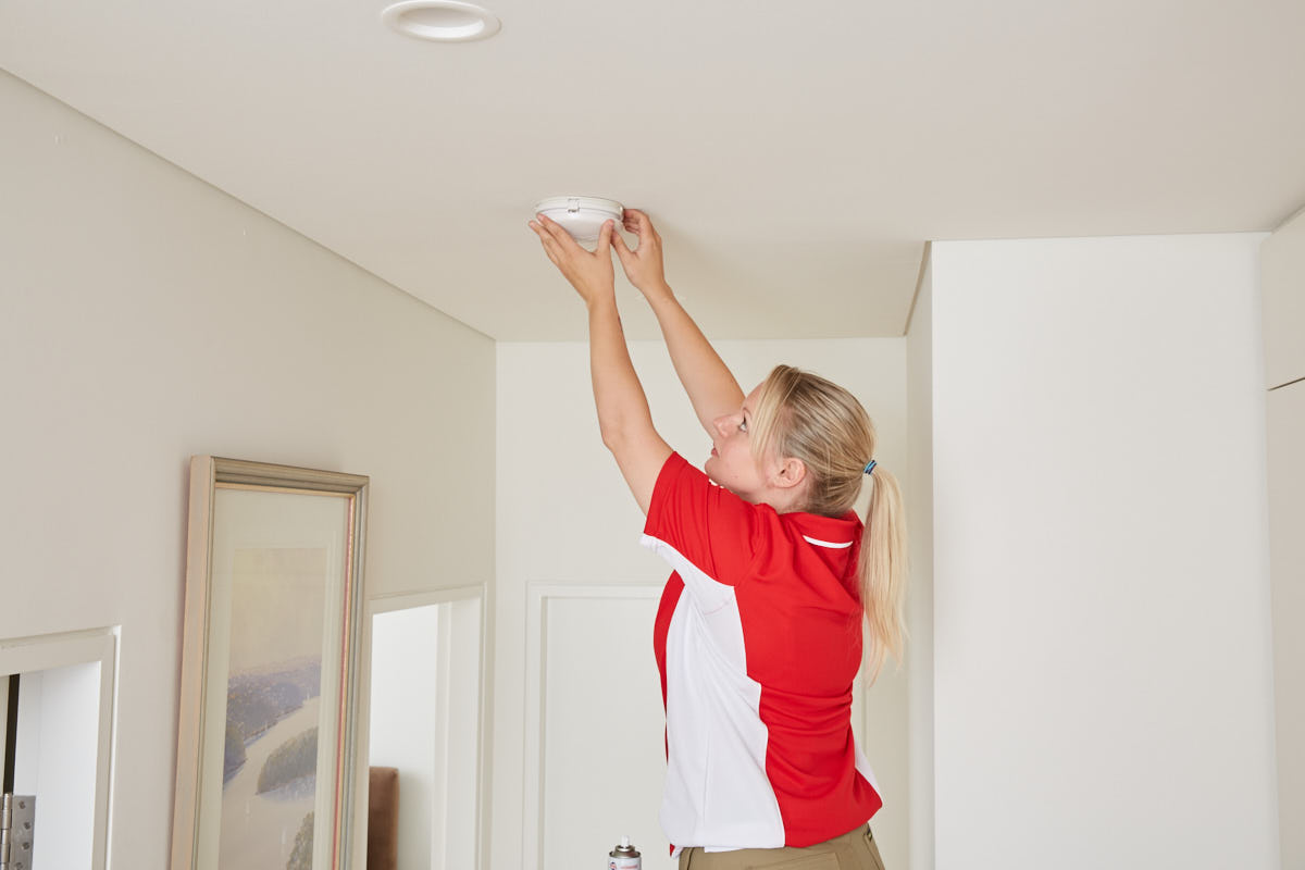 Read up on smoke alarm types