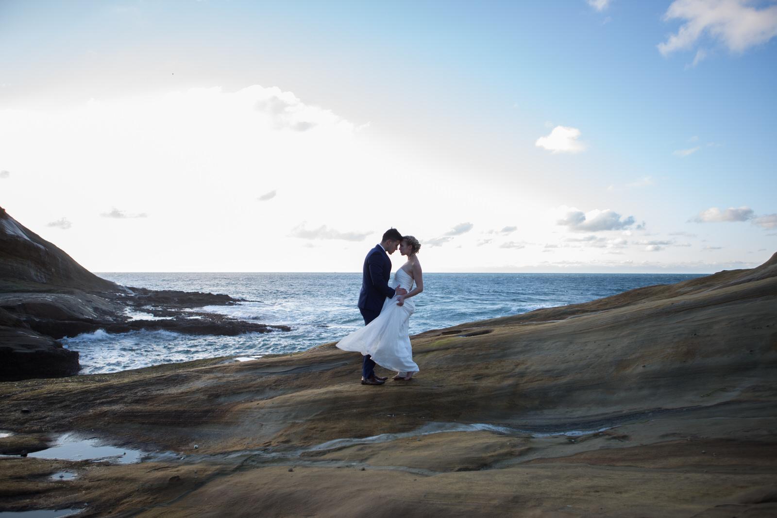 Claudia & Irvin Bridal Shoot Cape Kiwanda217.jpg