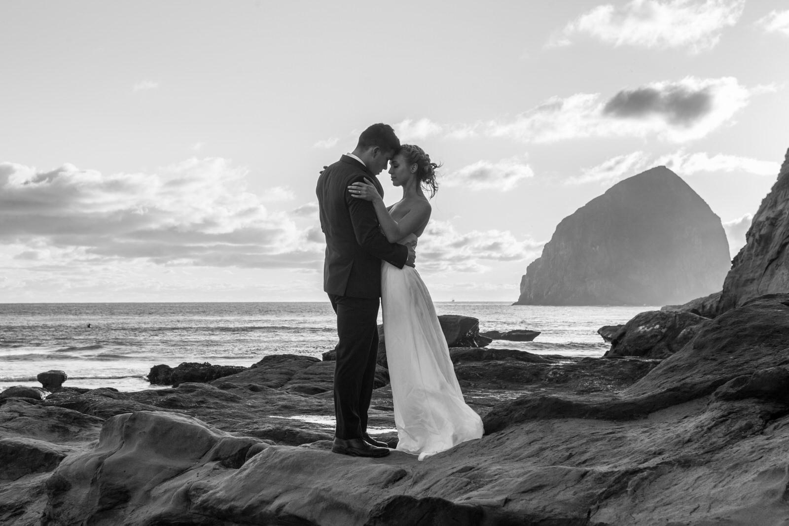 Claudia & Irvin Bridal Shoot Cape Kiwanda331.jpg