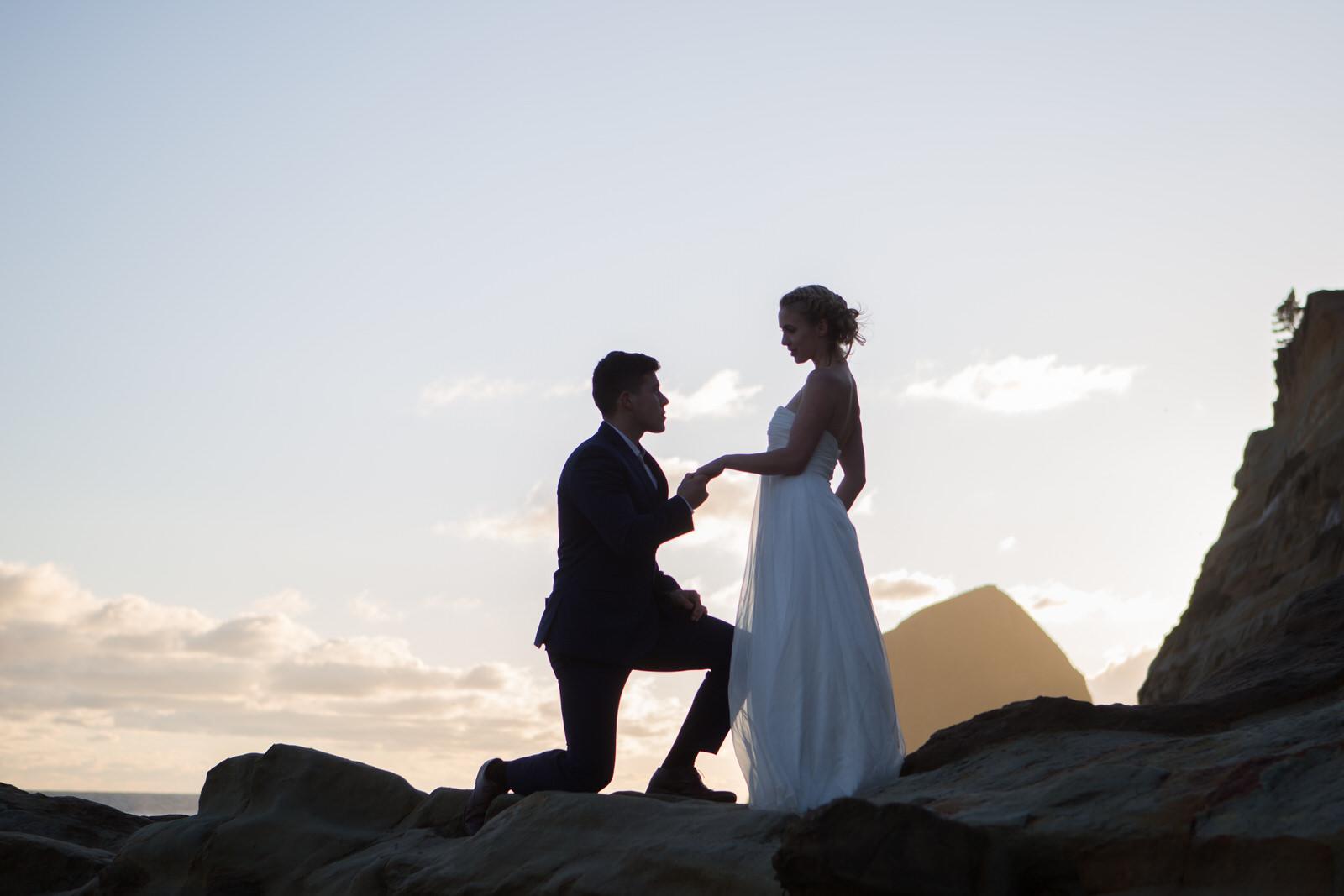 Claudia & Irvin Bridal Shoot Cape Kiwanda410.jpg