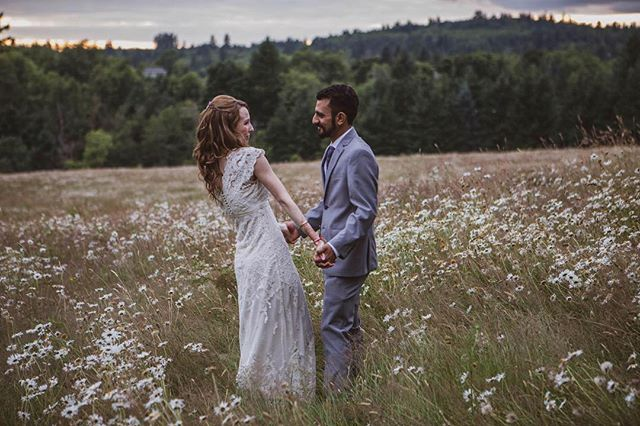 We belong among the wildflowers. ' ' ' ' ' ' ' ' ' ' '#wildflowers #washougal #washingtonwedding #pnwlove #loveandwildhearts #crazyloveandwildkisses #bohobride #coupleswhoexplore #wildwedding #greenweddingshoes #wishyouwerenorthwest