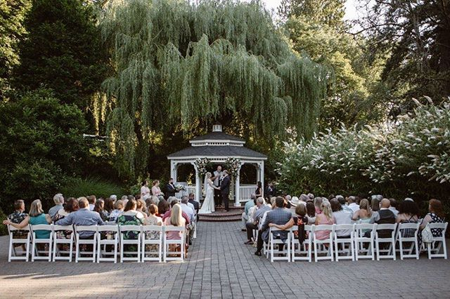Sometimes it's an intimate setting in the forest, and sometimes it's a gorgeous venue surrounded by family and friends. Whatever makes your heart happy will make your wedding day one you'll never forget. ' ' ' ' ' ' '#weddingday #gettingmarried #happilyeverafter #bride #weddinginspiration #wedding #pnwedding #wesaidyes
