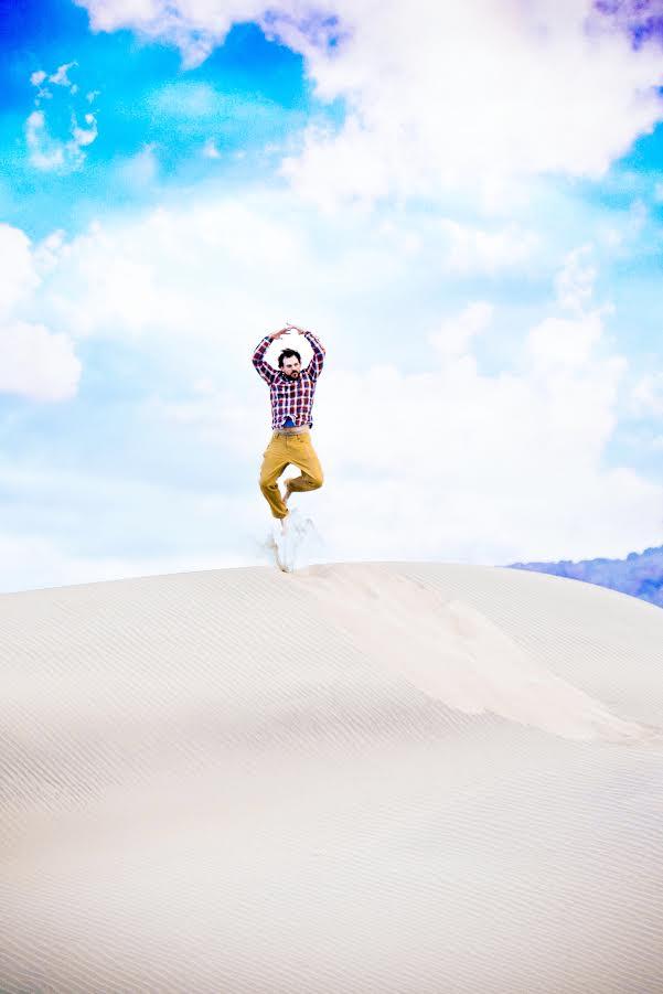 Slicin' Sand