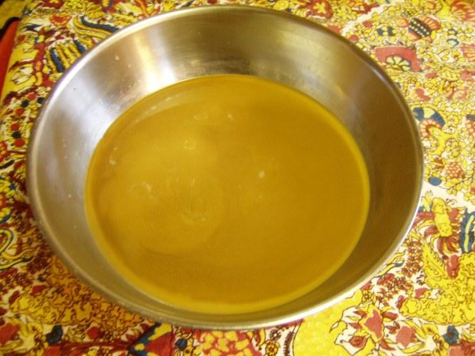 Deceased yeast