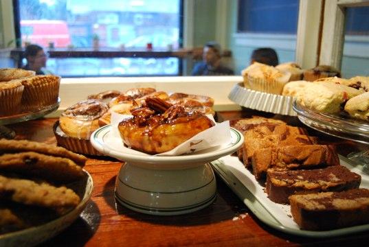 Tasty vegan treats at Dovetail Bakery's new NE Alberta location