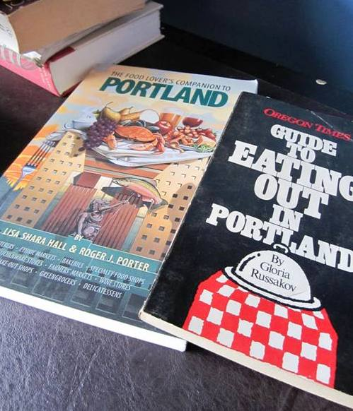 Portland food books