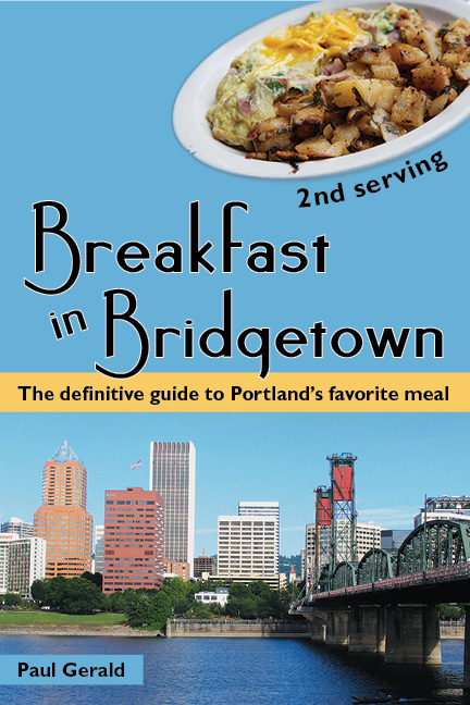 Paul Gerald's 2nd edition of Breakfast in Bridgetown is out!