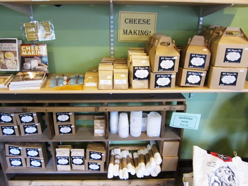 This is the largest supply of Urban Cheesecraft kits I've seen in town...