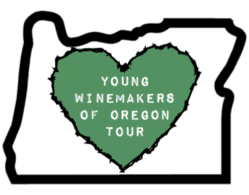 Young Winemakers of Oregon this Saturday...