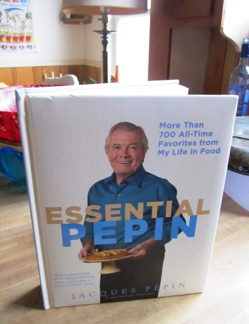 Essential Pepin by Jacques Pepin is a great comprehensive cookbook for the home cook.