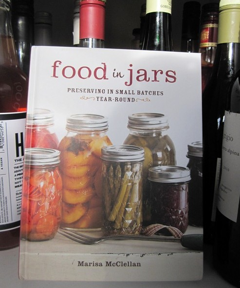 Marisa McClellan's new book includes 100-plus recipes for canning and preserving...
