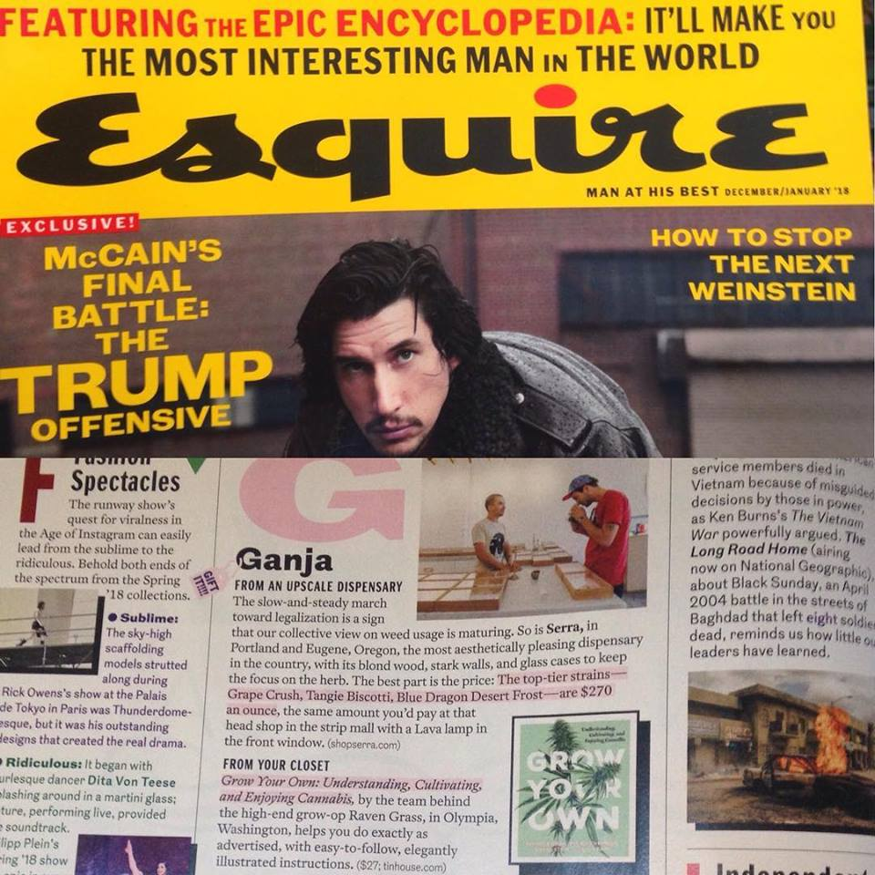 End-of-the-year   Esquire Magazine's   Encyclopedia of Epic!!!