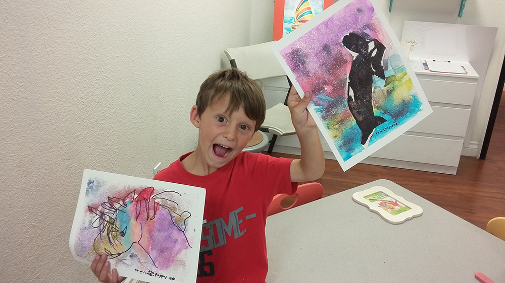 Art Camps In Sandiego Draw What Yousee