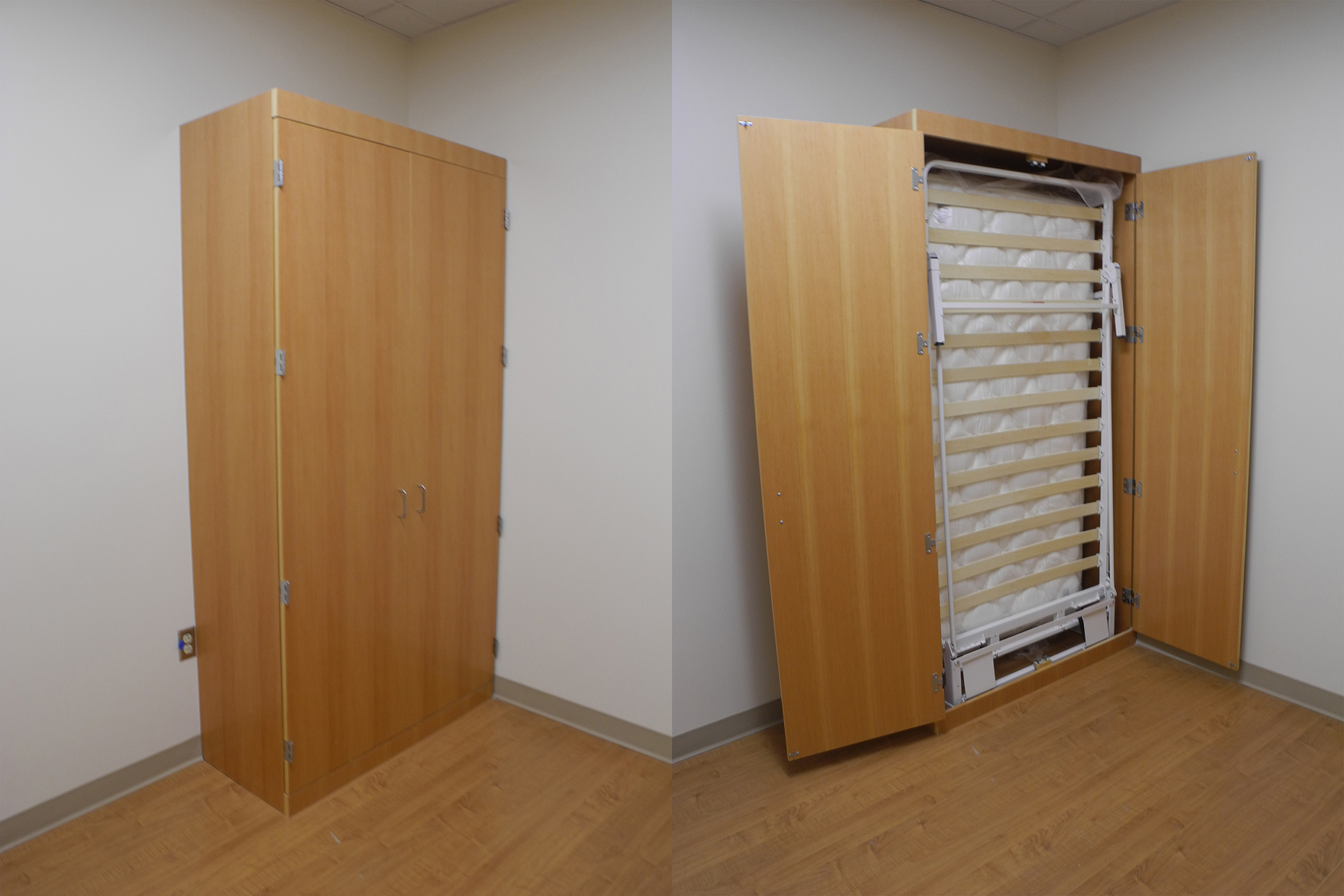 Murphy Bed Architectural Millwork