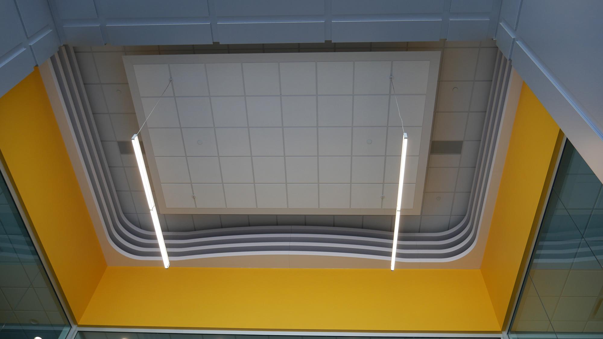 Hameister Ceiling Millwork
