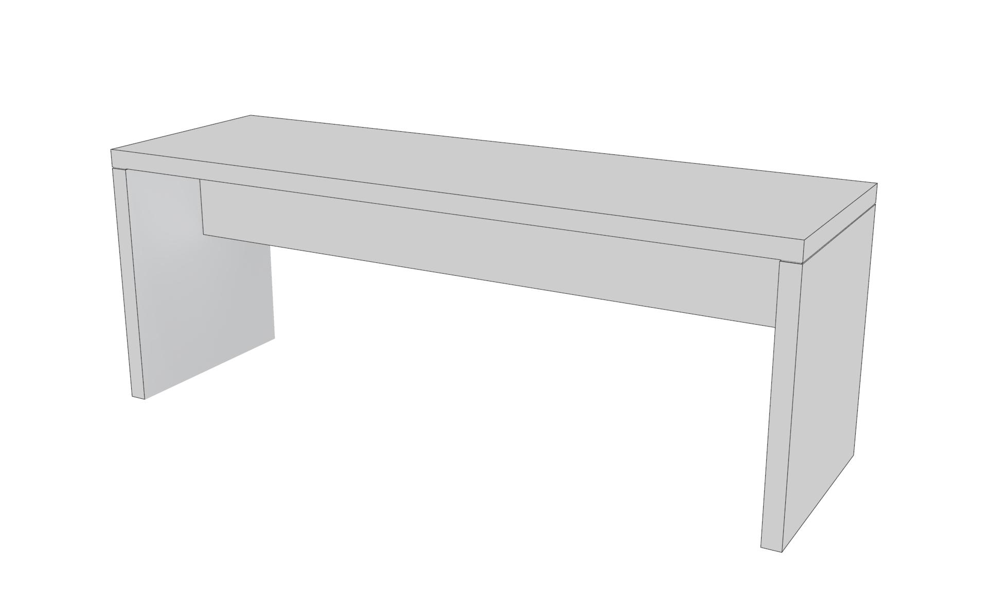 Designer White - D354