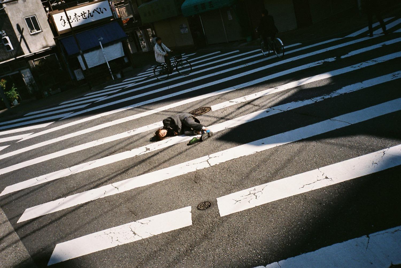 """吉村界人 × LOEWE for fashionsnap.com """"潜伏する東京モード「ロエベと台東区」"""""""