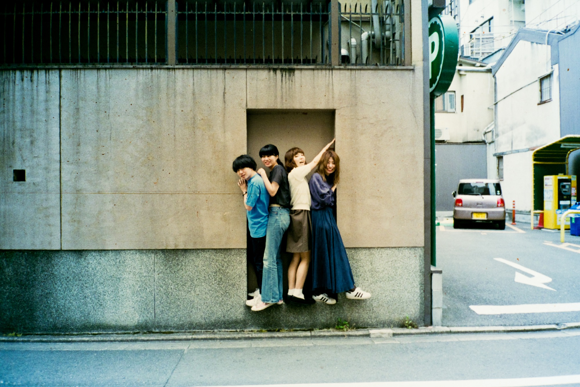 Shot for 「homemade journey」小見山峻×Homecomings
