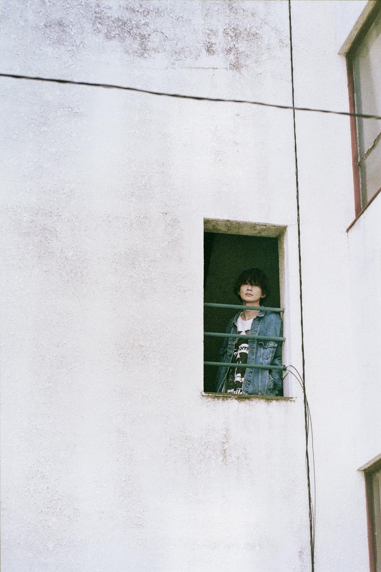Motoo Fujiwara (BUMP OF CHICKEN) for ROCKIN'ON JAPAN