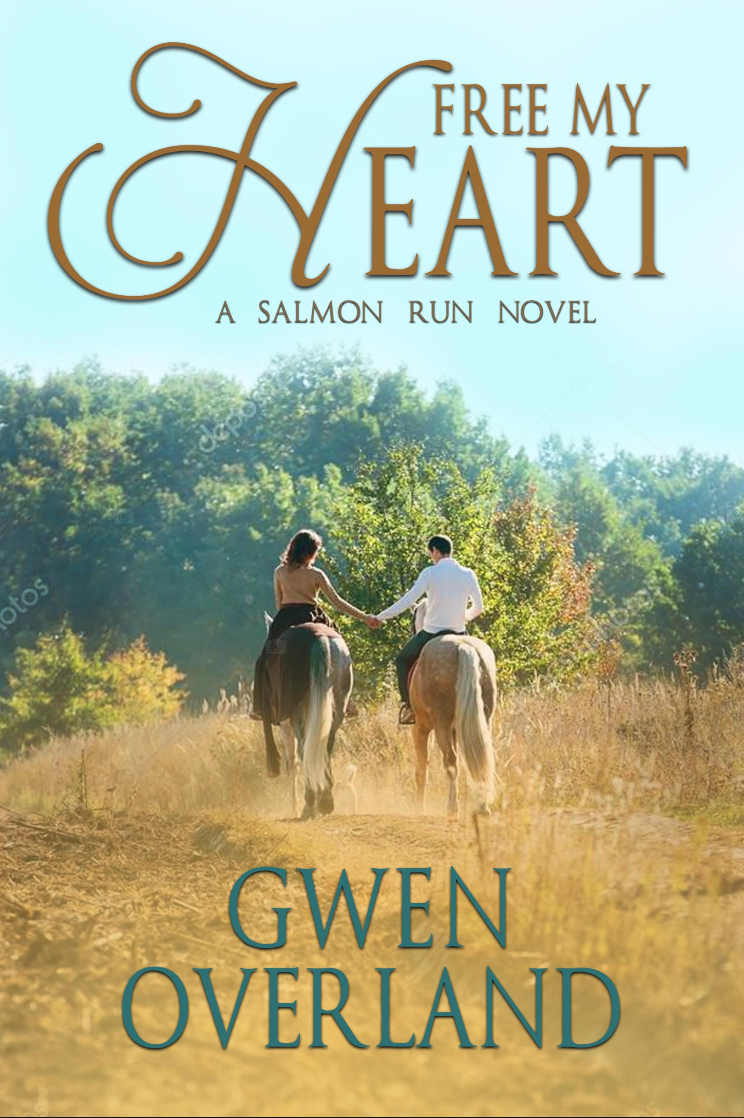 - It's hard to believe, but next Wednesday March 28th, is the release date of the second novel of my Salmon Run Series—Free My Heart.If you like contemporary romance, I know you'll love the story of Bailey Anderssohn Rogers, part-time rancher, opera singer, and ghost writer. Her life was fairly simple, if not uneventful, until she met the irascible Bastien Steinholz—German baron, piano accompanist, and single father. Two people could not be more different in personality and how they view life. Yet it only takes one irresistible evening to find themselves in each other's arms.(I've been assured that the print version of this book should be out sometime in July 2018.)AND … if you haven't read the first of this five-book series, Love's Harvest, now's the time to purchase it. If you prefer it in print, you may pre-order it now for a May 6th delivery.