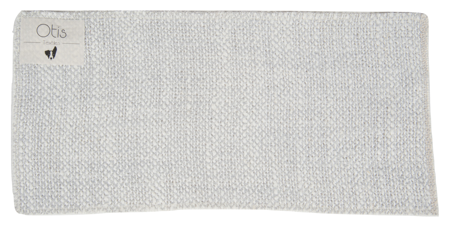 This fabric can be used for both drapery and upholstery. We recommend knit backing it for upholstery due to it's looser weave. -