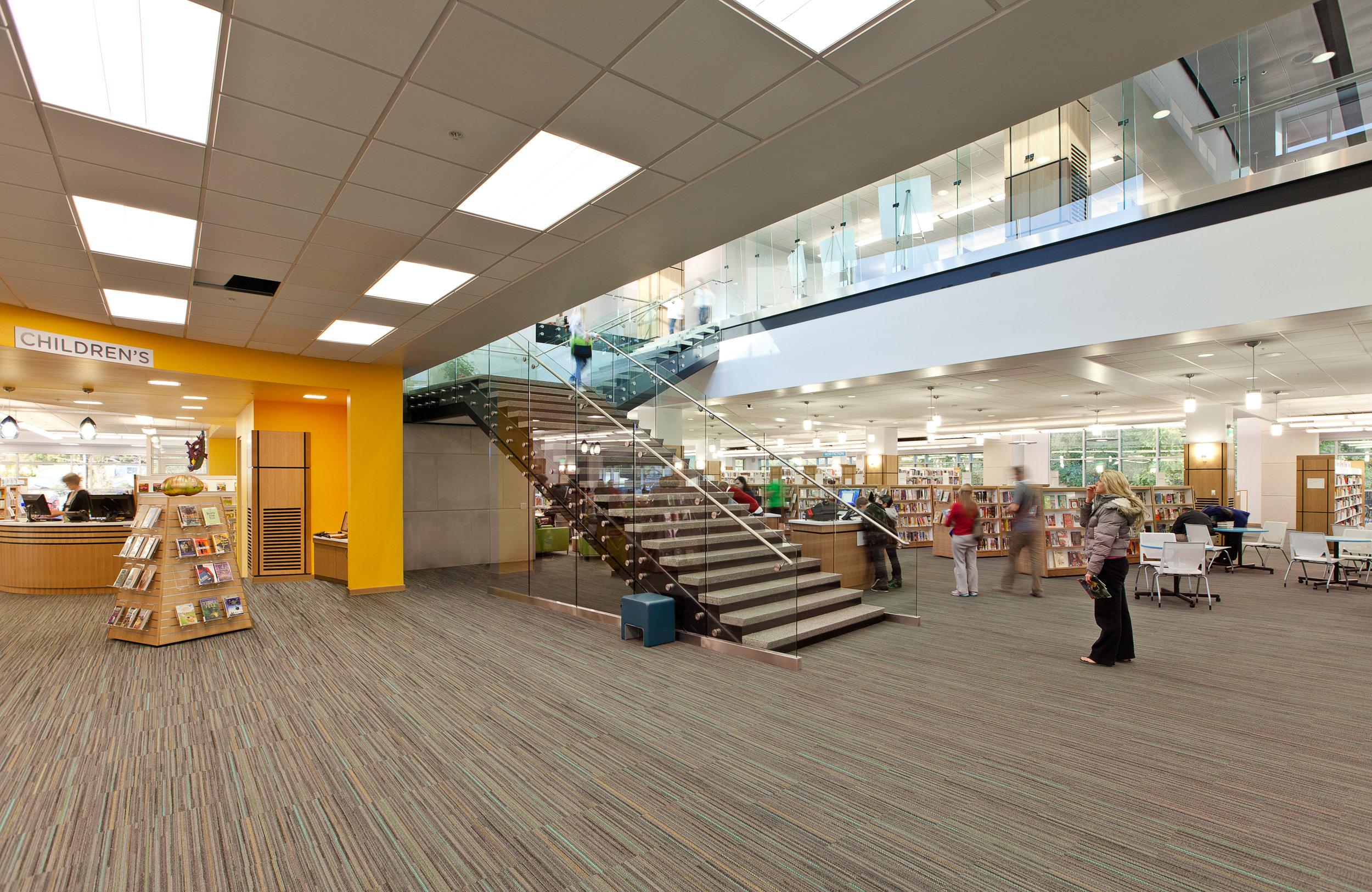 Main Lobby -  Springville Library.jpg