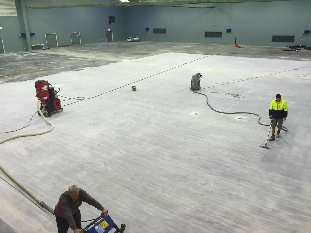 floor preparation