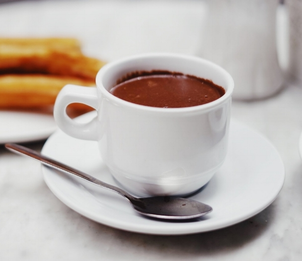 Italian Hot Chocolate -