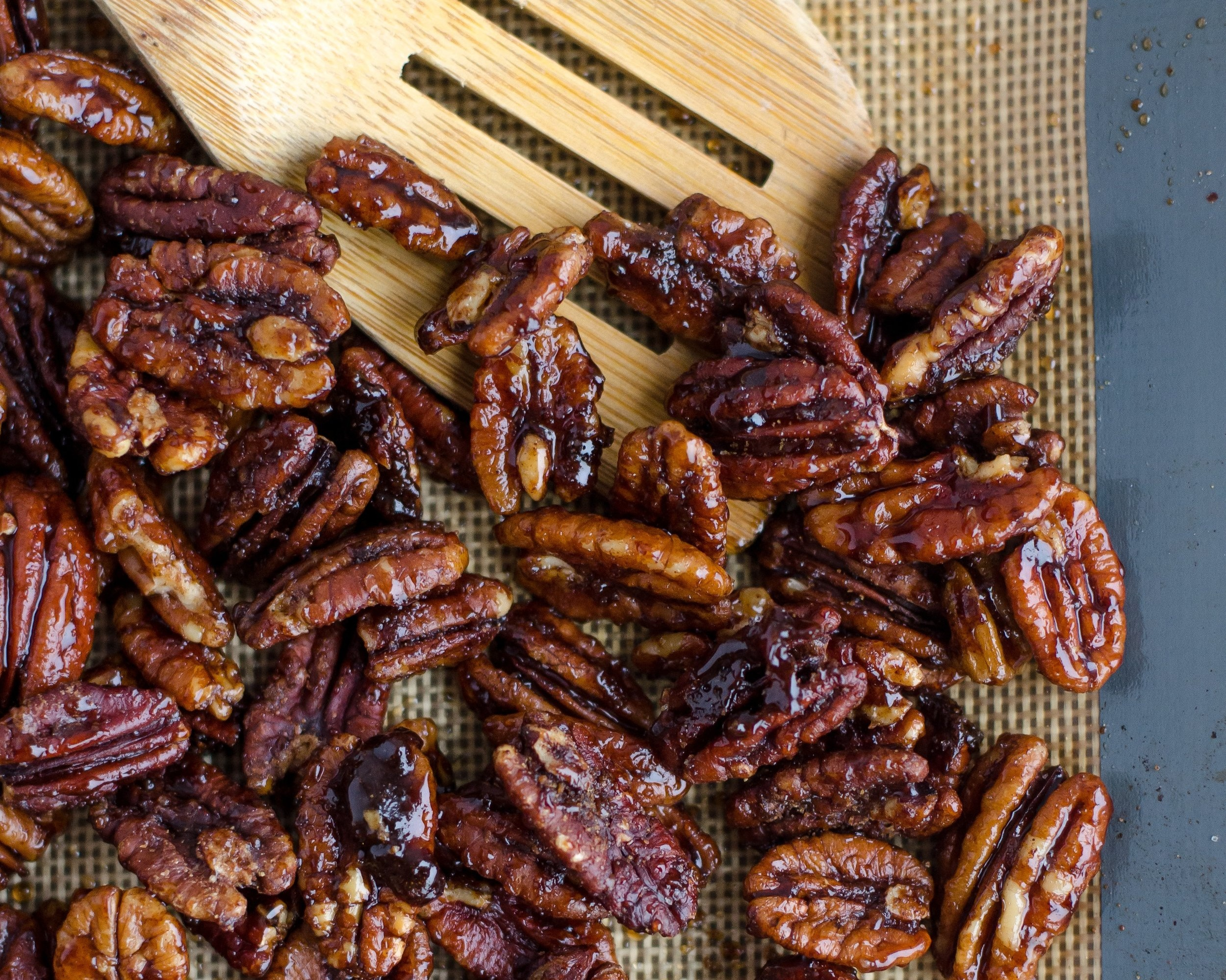 Silk Road Spiced Nuts -
