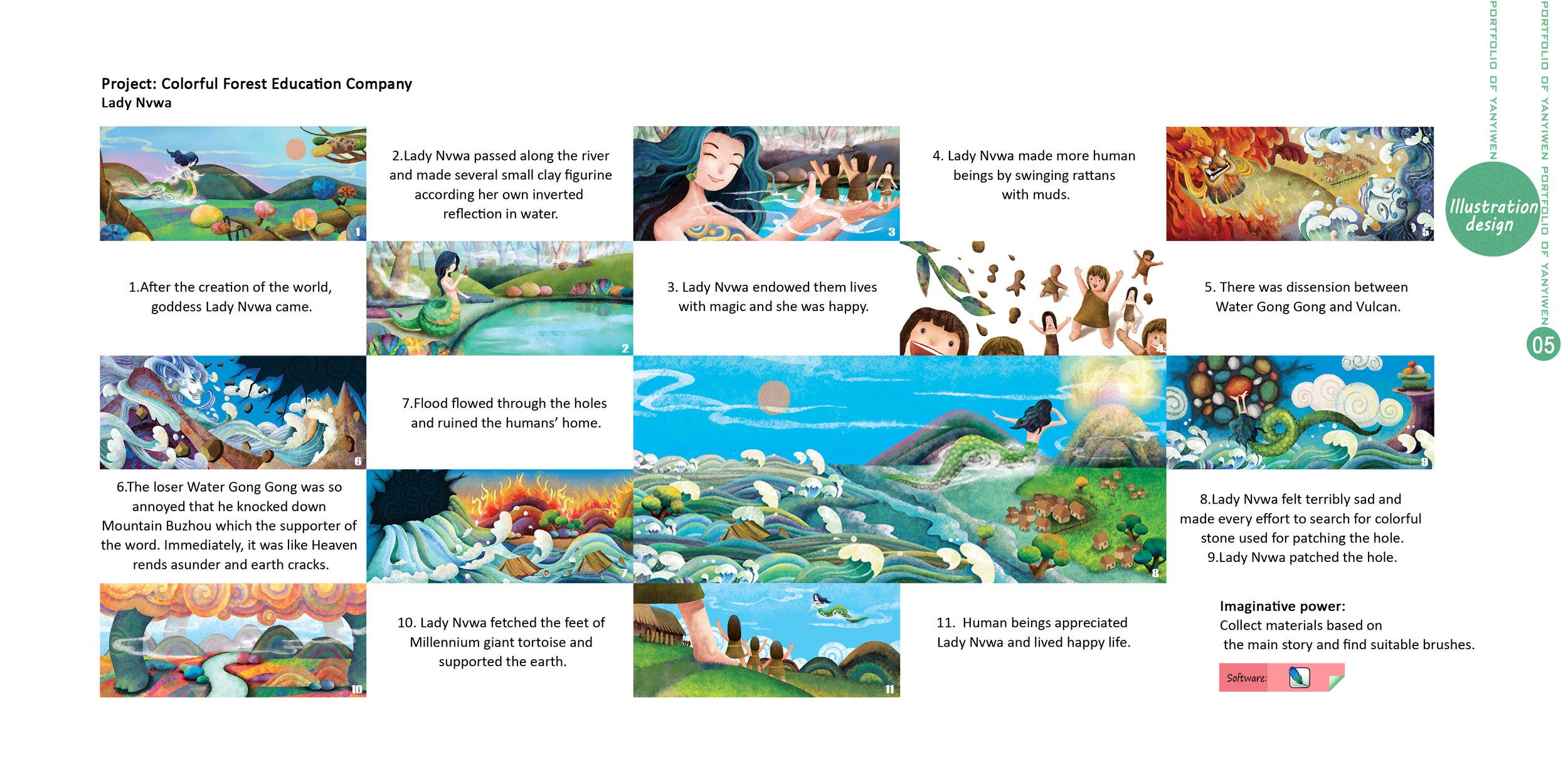 3-02插画设计-女娲的故事.jpg