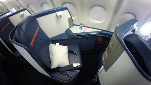 delta a330 business class