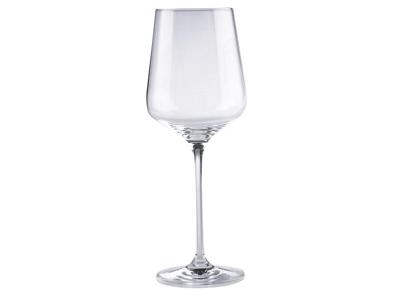 Wine Enthusiast Fusion Infinity Cabernet/Merlot Wine Glasses, Set of 4 - World's most break-resistant wine glasses