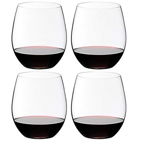 Riedel O Wine Tumbler Cabernet/Merlot, Set of 4 - Pay for 3 get 4