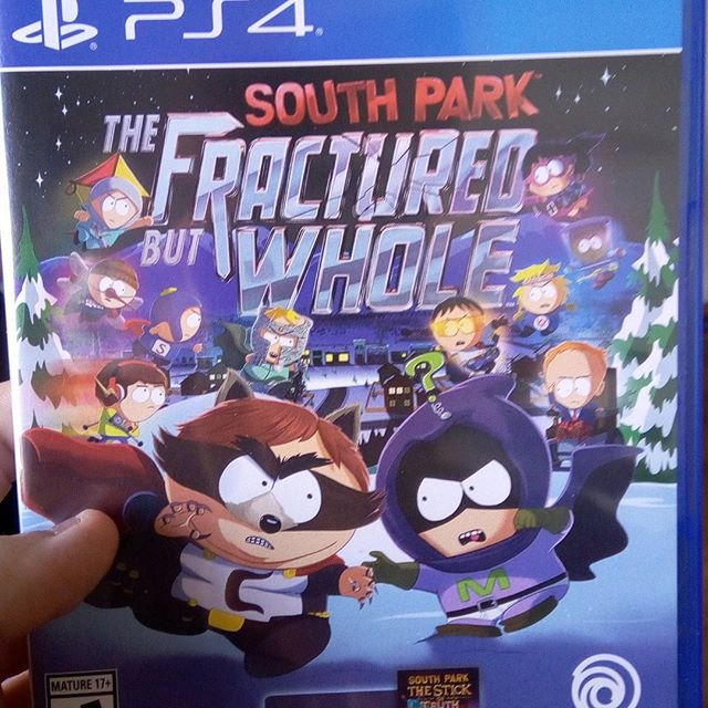 South Park: The Fractured But Whole babeee!!