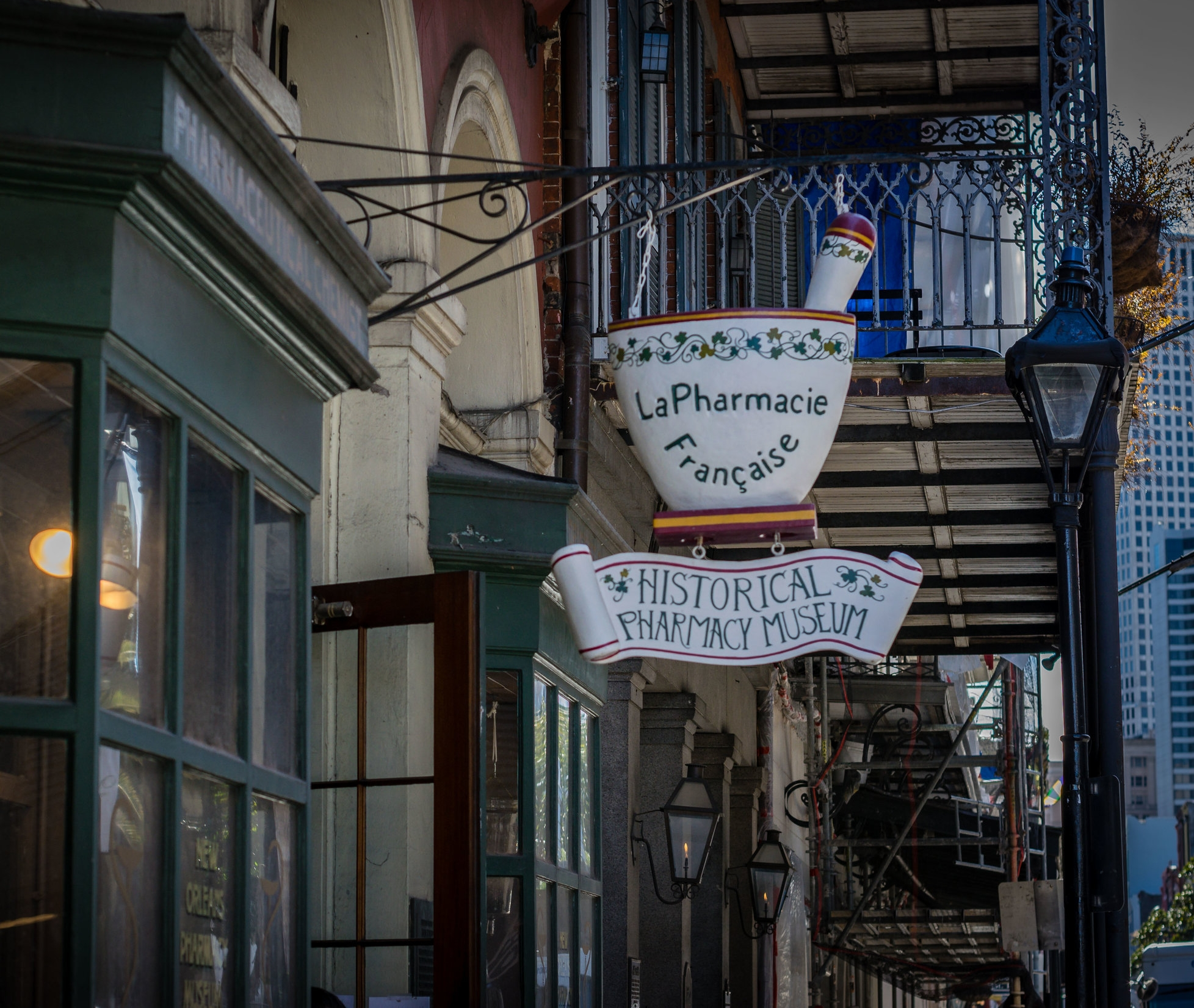 New Orleans Pharmacy Museum - HoursTuesday - Saturday 10am – 4pmGuided Tours1pm Tuesday - FridayClosed on Sunday & Monday