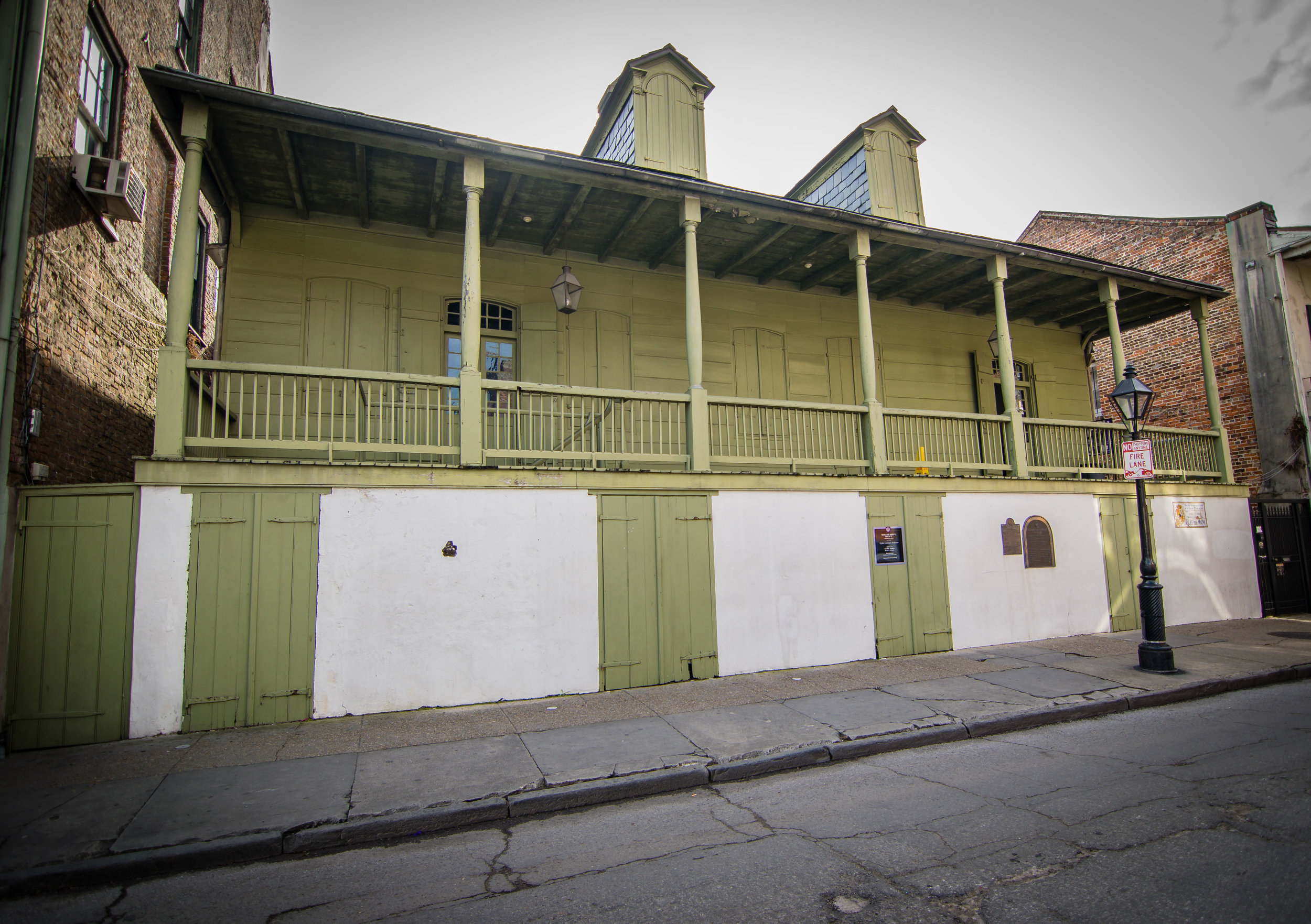 Madame John's Legacy - Currently closed for renovations