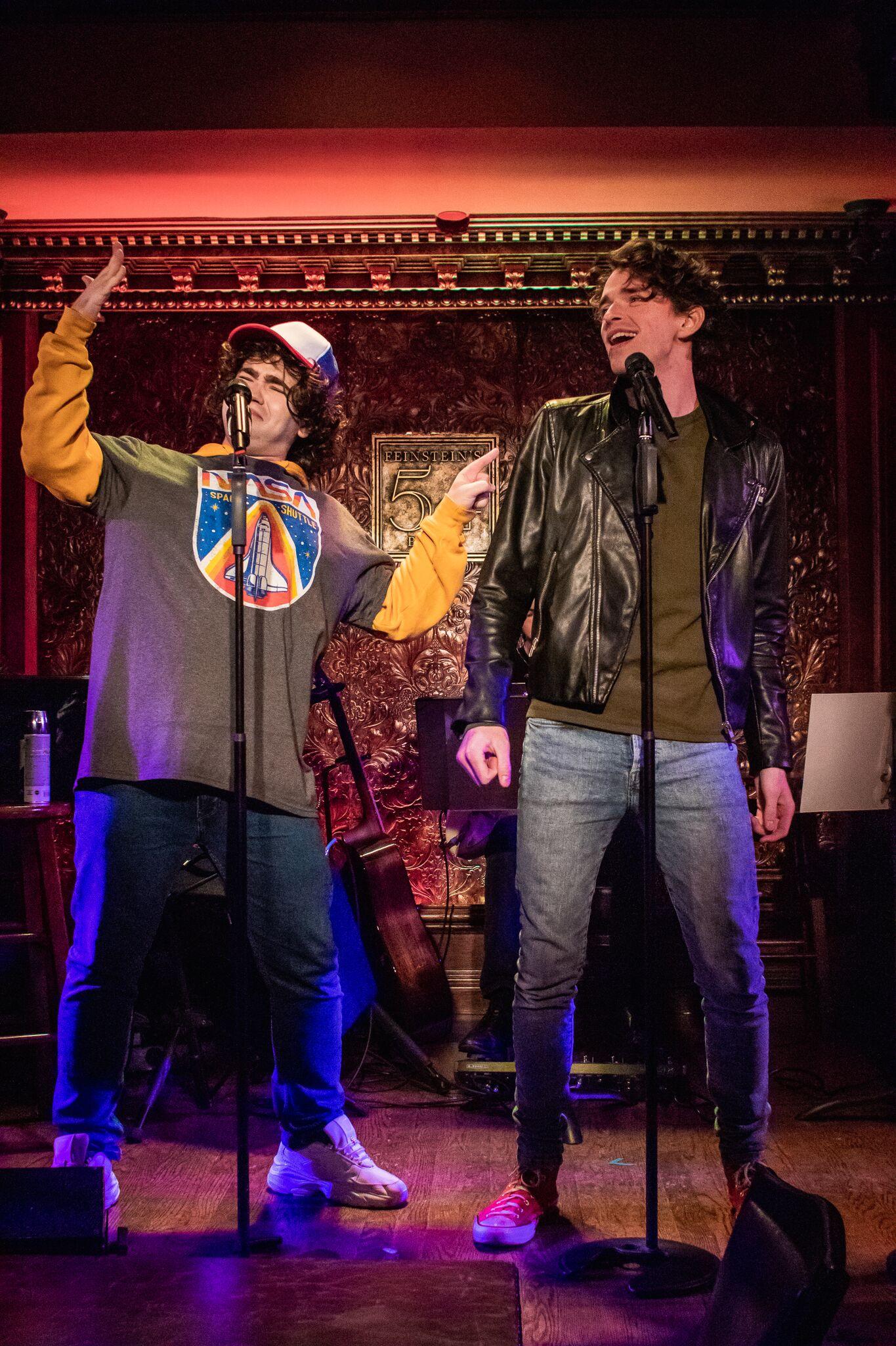 Stranger Sings: An Unauthorized Parody Musica l at Feinstein's/54 Below (2018)