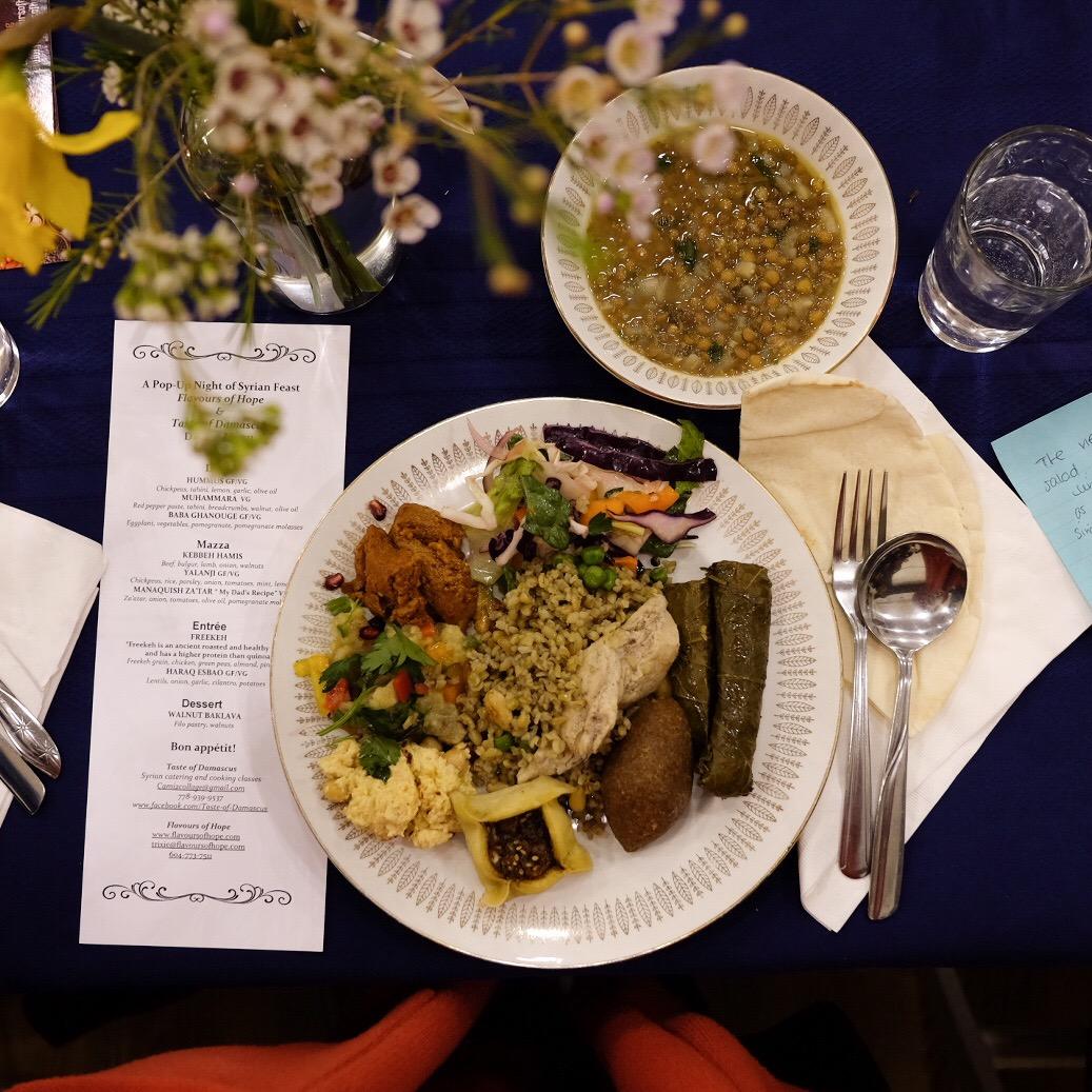 April 7 dinner - food.JPEG