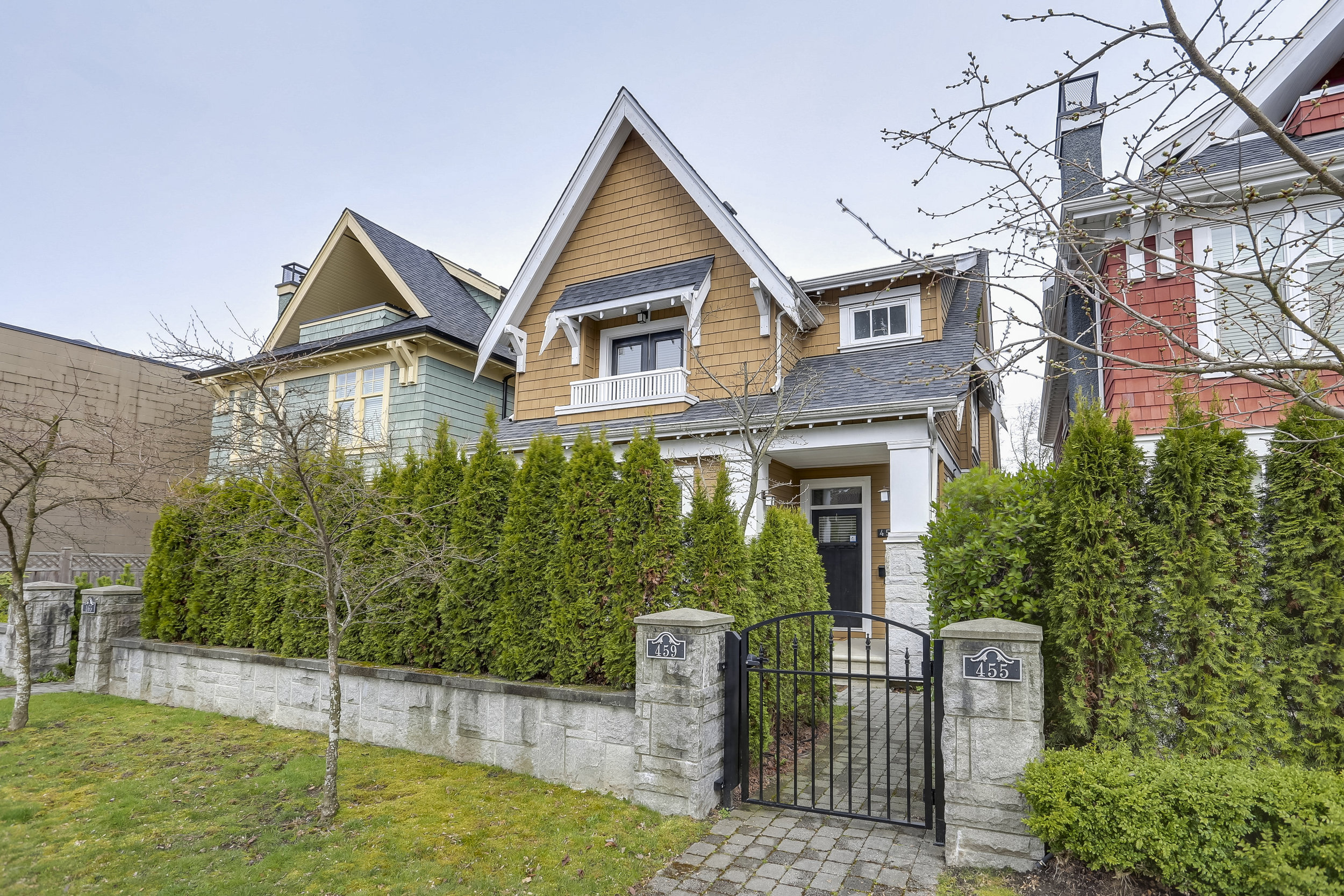 SOLD459 W 16th AVE$1,595,000 -