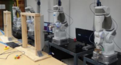写真は、IEEE Spectrum ' Google Wants Robots to Acquire New Skills by Learning From Each Other'