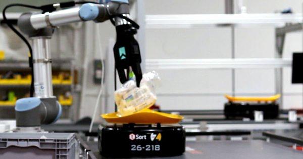 イメージは、Righthand Roboticsの Twitterより