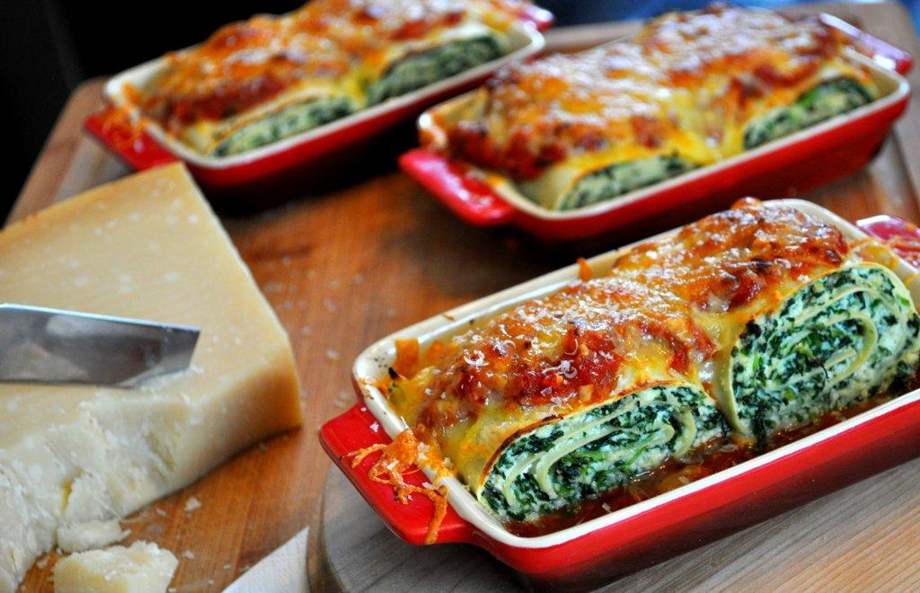 Individual & Bite Size Lasagna by sixtyone45
