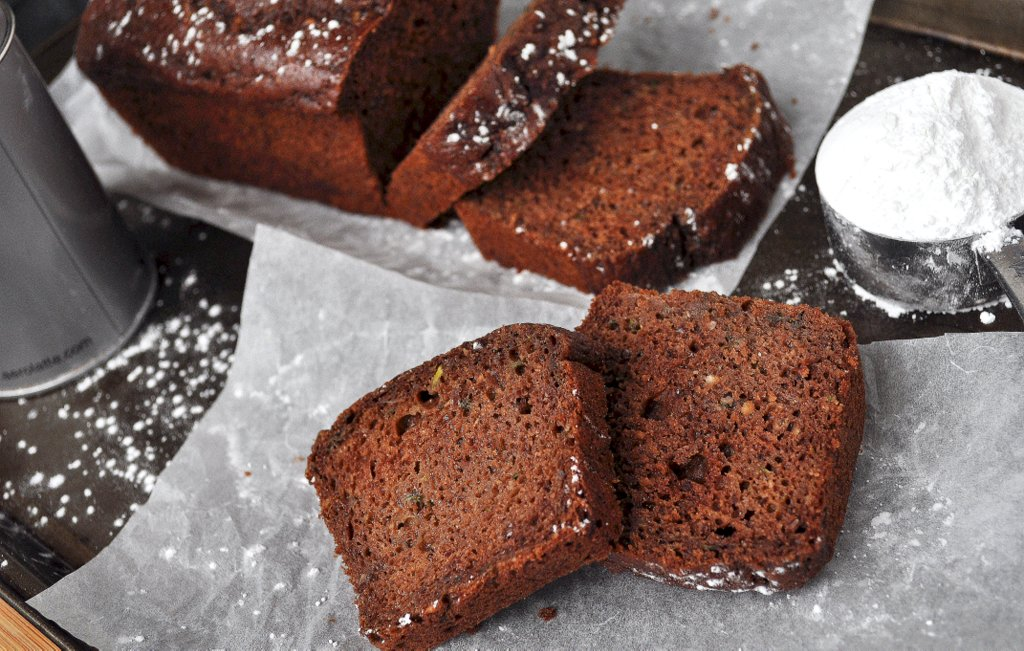Chocolate-Zucchini-Loaf