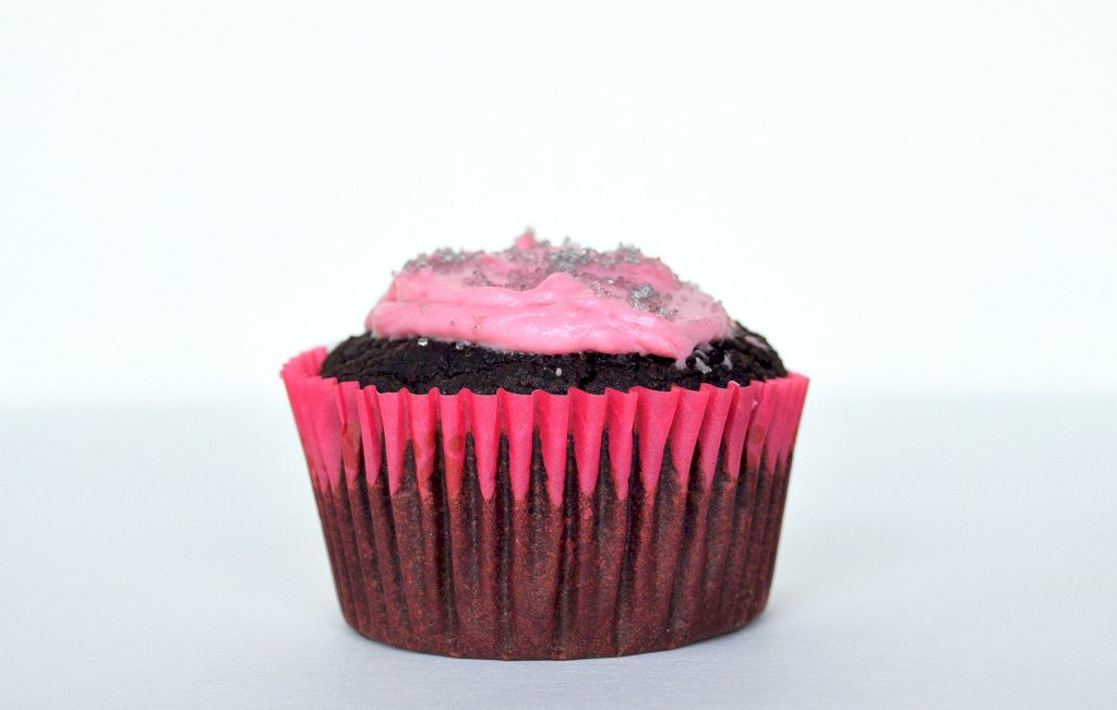 Chocolate Beet Cupcake by sixtyone45