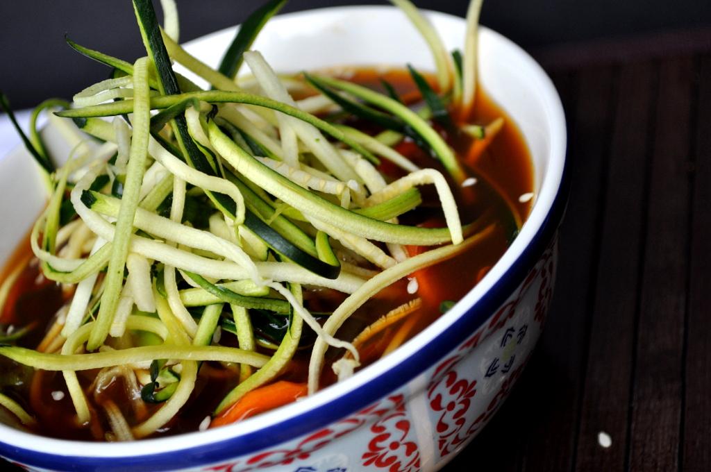 Bowl of Ramen Soup
