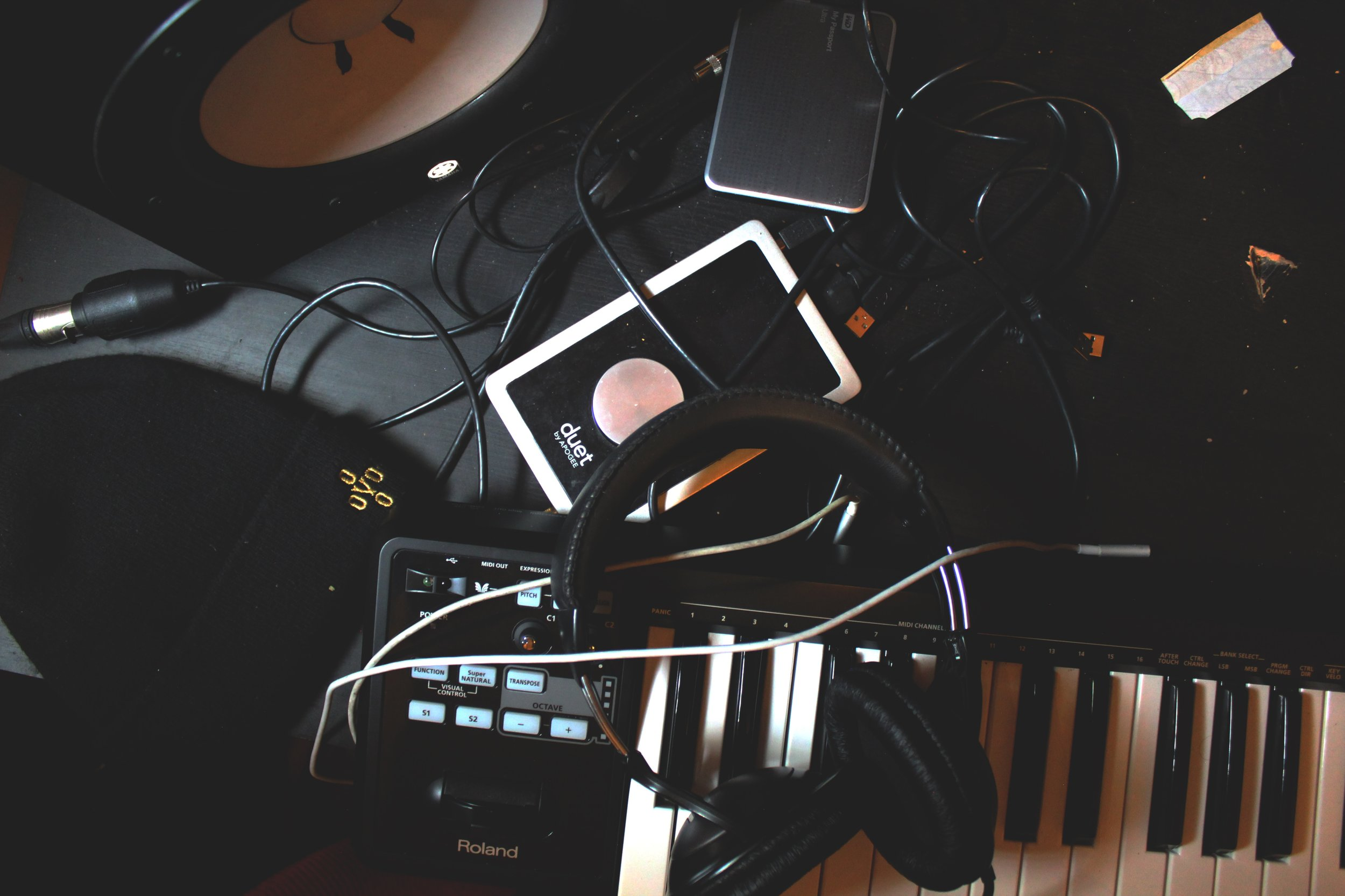 Music Production & Compostition -